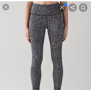 Lululemon high times pant luon suited jacquard